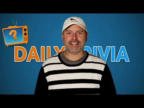 DAILY TRIVIA WITH KID CORONA THURSDAY JAN 3RD