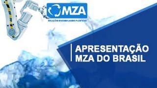 Apresentação produtos MZA