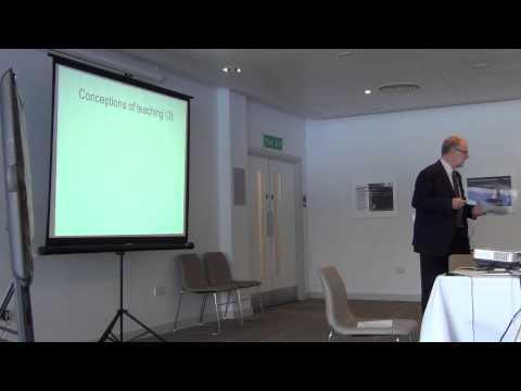 Professor Ian Menter, University of Oxford