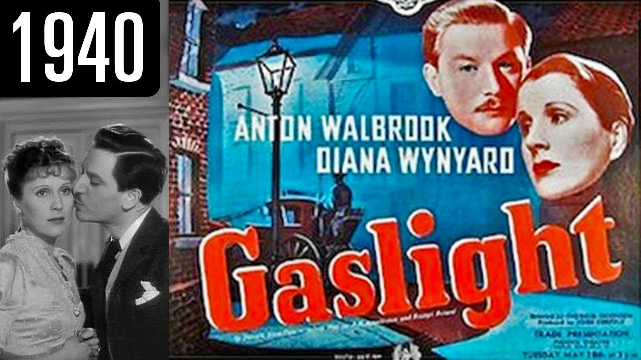 Download Gaslight - Full Movie - GREAT QUALITY 720p (1940)