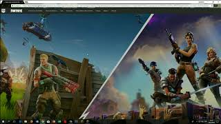 how to create a real 100*100 step-by-step fortnite account