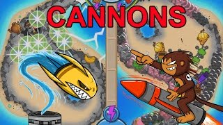 BTD Battles - Cannon Tutorial