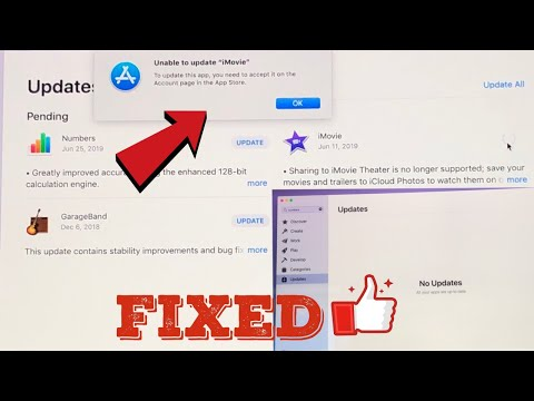 How To Update MacBook Apps That Are NOT Updating