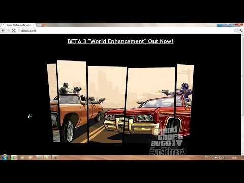 Descargar E Instalar GTA 4   San Andreas Mod