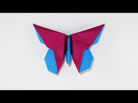 Origami 'Butterfly for Eric Joisel' by Michael Lafosse ... - photo#36