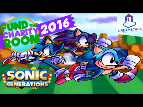 Sonic Generations - Fund The Charity Room