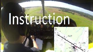 Approche rapide et Atterrissage court - PPL Instruction DR400