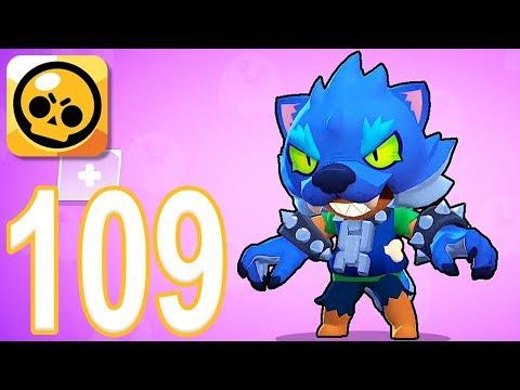 Brawl Stars - Gameplay Walkthrough Part 109 - Werewolf Leon (iOS, Android)