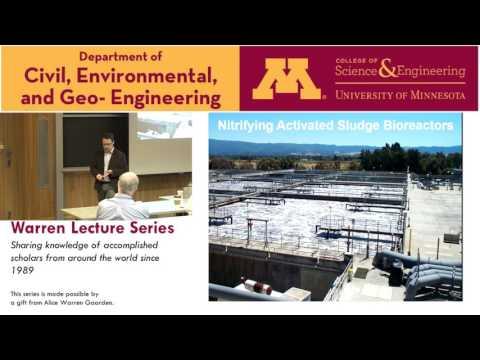 Warren Lecture Feb 3, 2017, George Wells, University of Minnesota