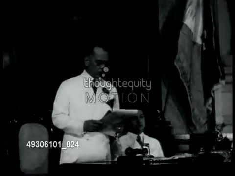 President Quezon SONA 1938   2