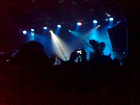 Architects + Underoath - 17-03-2010 - Amsterdam @ Melkweg LIVE ( Part 1 )