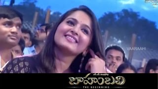 Anushka's Egiri Pothe Song Performance At Baahubali Audio Launch Prabhas, SS Rajamouli thumbnail