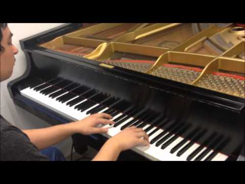 Arslan Senki ED | Lapis Lazuli | Grand Piano Cover