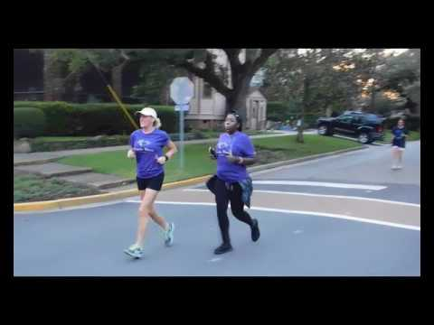 Glo N Go Fun Run to benefit Georgetown School of Arts and Sciences