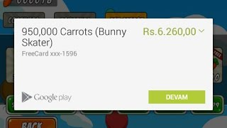 Google Play'de TEK SEFERLIK KODLAR  2016  (%100 ÇALIŞIYOR)  600TL