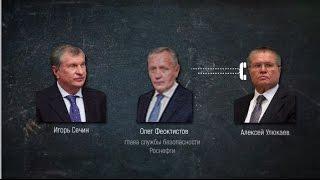 Кто входит в союз ФСБ и Сечина? Час Тимура Олевского. 15 ноября