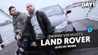 ''Kan prima chicks oppikken'' Land Rover van Thomas van der Vlugt || #DAY1 Afl. #4
