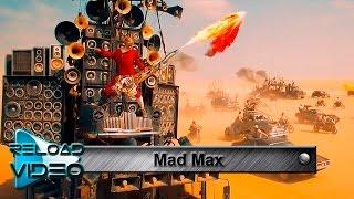 клип Безумный Макс, Mad Max 2015 OST