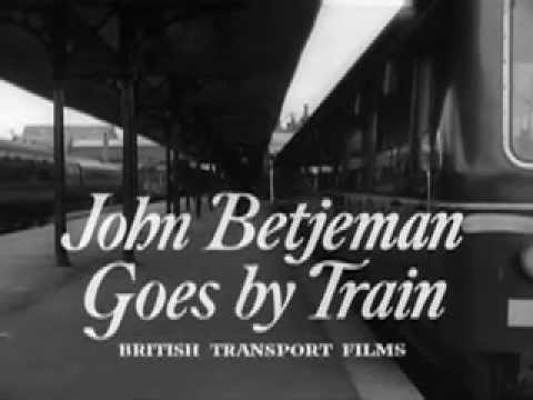 John Betjeman Goes By Train: Kings Lynn - Hunstanton