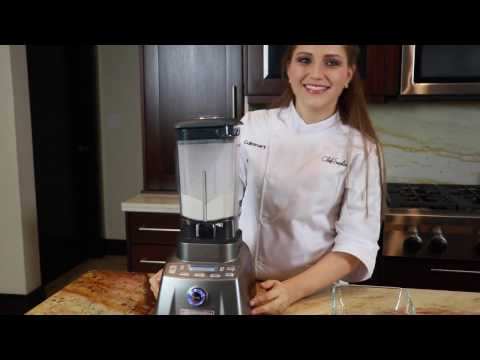 Como hacer harina de arroz en 15 segundos - Chef Sophia