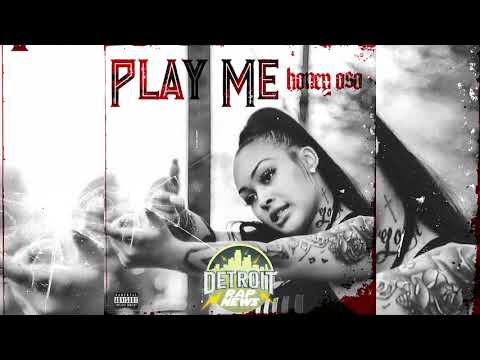 """Honey Oso – """"Play Me"""" DetroitRapNews Exclusive (Official Audio)"""