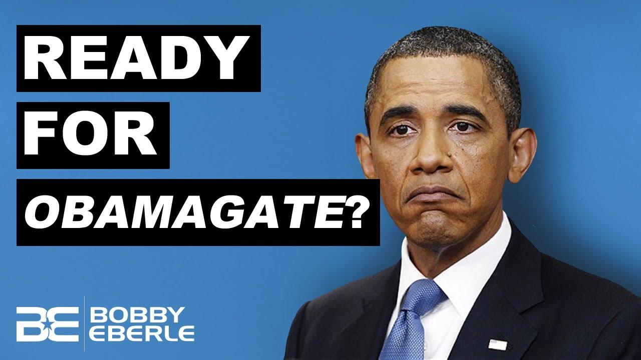 Trump tweets 'Obamagate' after former president blasts ...