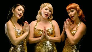 Minnie The Moocher - The Speakeasy Three ( Official Music Video )