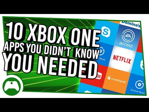 10 Xbox One Apps You Didn't Know You Needed