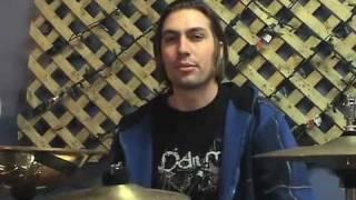 Blast Beat Techniques Lesson - Jord...
