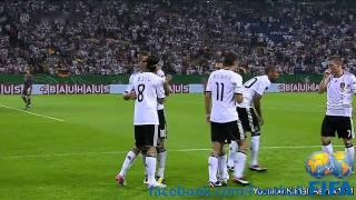 Download Video Germany 6-2 Austria - EURO CUP Qualifier - September 2nd 2011 MP3 3GP MP4
