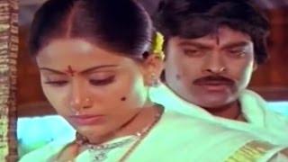 Swayamkrushi  Movie || Chiranjeevi &  Vijayashanti  Marriage Scene || Chiranjeevi ,  Vijayashanti