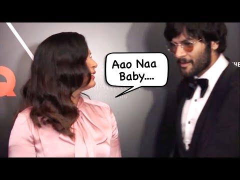 Lovebird Richa Chadda And Ali Fazal CUTE Moment