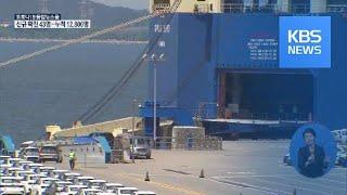 생산·투자 또 감소…기업경기 여전히 '냉랭' / KBS뉴스(News)