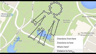 How to calculate distance using google maps? || Smartphone hacks || Shortest Path || Tips & Tricks