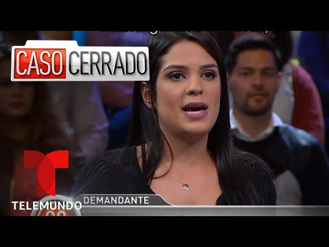 Caso Cerrado | They Got Married For $25K 🤑🤵🏻👰🏻💍 | Telemundo English