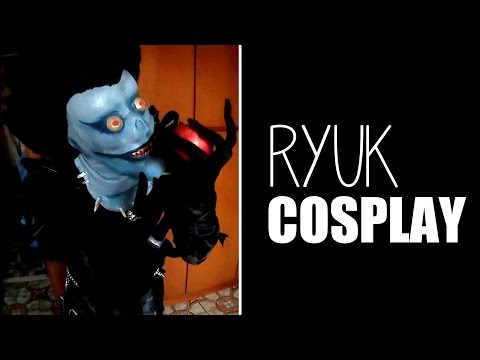 Death Note - Ryuk cosplay