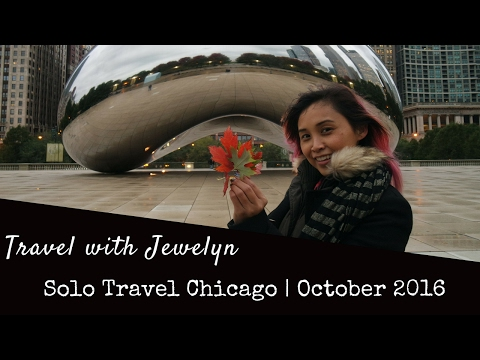 Travel with Jewelyn: Solo Travel Chicago. Chicago eats + Wicker Park