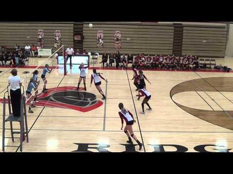 Tabitha Williams Volleyball #2