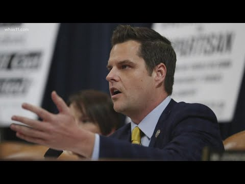 Matt Gaetz scandal deepens as associate admits paying 17-year-old ...