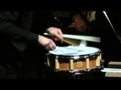 Alexej Gerassimez - Asventuras for Snare Drum @ TROMP PERCUSSION 2010