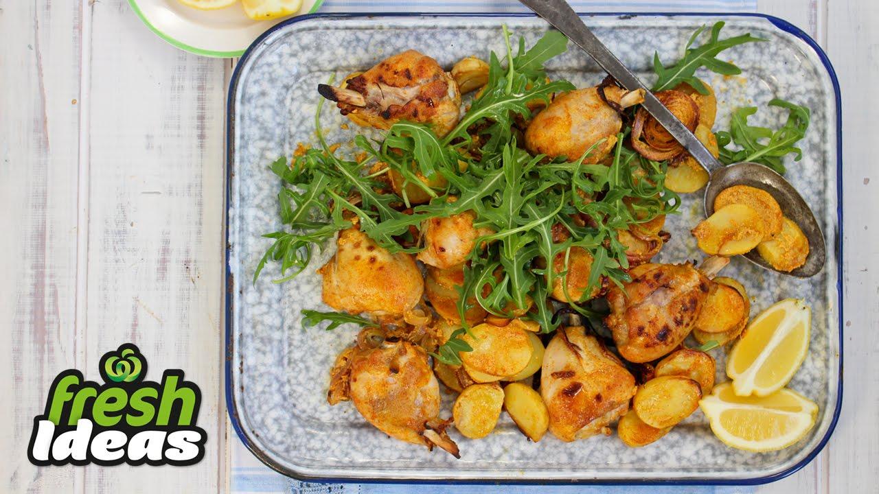 Roast Chicken Recipe with Buttermilk | Woolworths