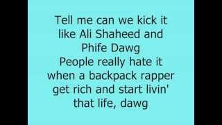 Show Me A Good Time   Drake Lyrics on Screen