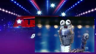 Erik The Dog Australias Got Talent 2016 Audition Joel Salom MTA