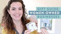 HOLIDAY GIFT GUIDE 2018 | Women-Owned Small Businesses that You Should Know About
