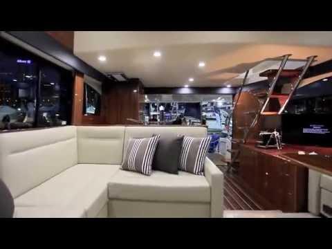 Maritimo M50 Yacht