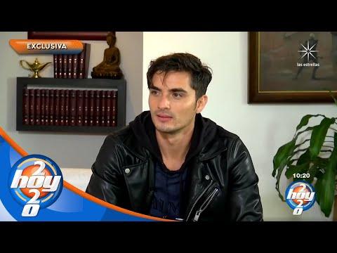 Christian Estrada asegura que deseaba formar una familia al lado de Frida Sofía | Hoy