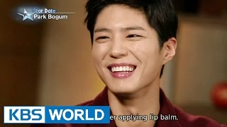 The star who will shine in 2016 - Park Bogum (Entertainment Weekly / 2016.01.22)