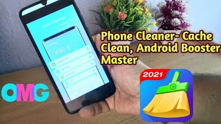 Phone Cleaner- Cache Clean, Android Booster Master screenshot 4