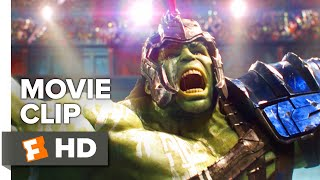 Thor: Ragnarok Movie Clip - We Know Each Other (2017) | Movieclips Coming Soon