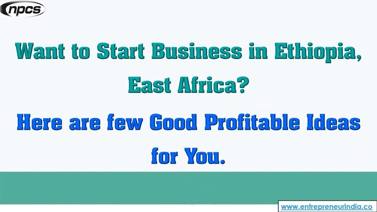 Ethiopia east africa best business opportunities youtube ethiopia east africa best business opportunities freerunsca Images